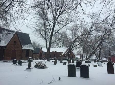 Churchyard - Color